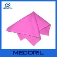Buy cheap 2016 factory custom jewelry cleaning cloth microfiber lens cleaning cloth from wholesalers