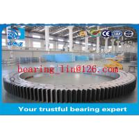Buy cheap 4 Point Contact Thin Section Bearing Small slewing bearing 013.25.315 Internal Gear DL from wholesalers