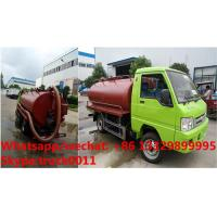 Buy cheap m tank truChina cheapest price Forland RHD mini 2,000L vacuuck for sale, Factory sale best price Forland septic truck from wholesalers