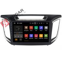 Buy cheap Quad Core Google Maps Android Car Navigation System For Hyundai IX25 / Cetra Radio Video product