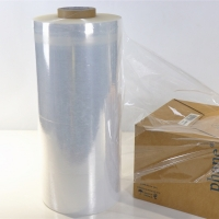 Buy cheap pe stretch protect transparency film product