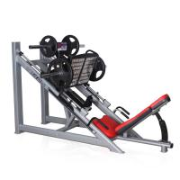 Buy cheap gym trainer leg press,leg exercise machine,45 degree leg press machine from wholesalers