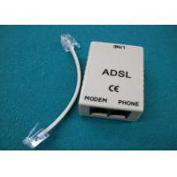 Buy cheap Broadband Phone Line Splitter With Noise Filter Customized Service from wholesalers