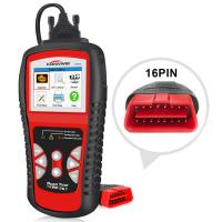 Buy cheap 12V Car Diagnostic Tool OBD2 KONNWEI KW830 Check Engine ABS SRS Transmission from wholesalers