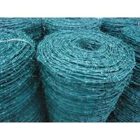 Buy cheap best price hot dipped galvanized weight of barbed wire per meter length/high tensile barbed wire price per roll from wholesalers