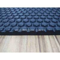 Buy cheap 5mm Black EVA Foam Sheet Eco friendly Waterproof Round Button Stud Pattern for Flip Flops Shoe Soles from wholesalers