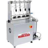 Buy cheap Cheap Semi Automatic Four Heads Perfume Bottle Filling Machine from wholesalers