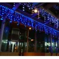 Buy cheap Hot sale 240V christmas lights icicle lights for outdoor from wholesalers