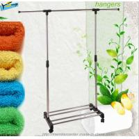 Buy cheap Foldable & telescopic Clothes Hanger from wholesalers