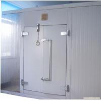 Buy cheap Manual Double Swing Insulated Walk In Cooler Sliding Door For Cold Storage Room from wholesalers