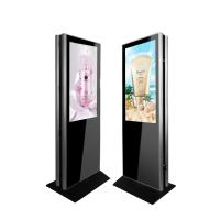 Buy cheap AC 110-240V Standalone Digital Signage 55 Standing Indoor Advertising Players from wholesalers