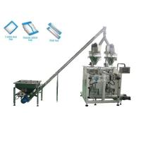 Buy cheap SUS304 Milk Powder Packaging Machine 20-50g Stick Bag Type With Round Corner from wholesalers