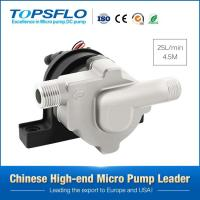 Buy cheap Topsflo Stainless Steel 10Bar Brushless Solar DC Water Circulation Pump from wholesalers