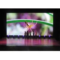 Buy cheap Ultra Thin SMD HD Led Displays , High Brightness Indoor Full Color Led Screen from wholesalers