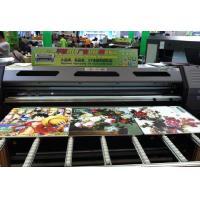 Ricoh Gen4 Head Digital Uv Flatbed Printer For Rigid Board Printing