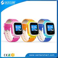 Buy cheap 2016 V80-1.0 GPS Child Tracking Bracelet Blue Color Anti-Lost Smart Watch product