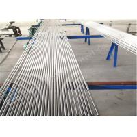 Buy cheap AISI 409 / 439 / 441 / 444 Round Welding Stainless Steel Tube for Oil Tubes / Brackets from wholesalers
