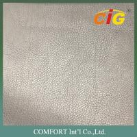 Buy cheap ROHS / CE PU Synthetic Leather  Bonding Washing 1.5MM For South East product