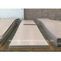 Buy cheap Baosteel Type 316 Stainless Steel Sheet NO1 Finish Corrosion Resistance from wholesalers