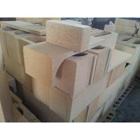 Buy cheap High Performance Insulation Fire Clay Brick , Fire Resistant Bricks For Pizza Oven from wholesalers