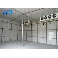 Buy cheap Walking Deep Freezer Commercial Cold Room 380V/3P/50Hz Cooler For Sea Food from wholesalers