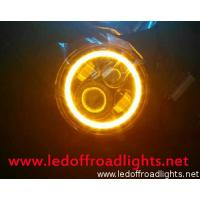 7 inch high/low beam 48W LED headlights with DRL