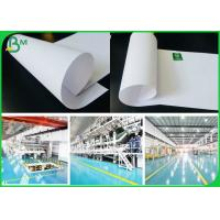 Buy cheap Good Absorbing Ink Effect Uncoated Woodfree Paper In Reel Or Sheet Package from wholesalers