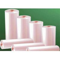 Buy cheap Custom  Clear Heat Shrink Wrap Film High Clarity  Strong And Biaxially Oriented from wholesalers