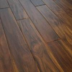Buy cheap Hand Scraped Acacia Walnut Hardwood Flooring product