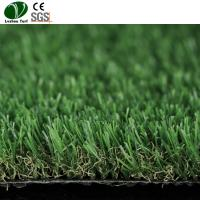Buy cheap Waterproof Synthetic Sports Synthetic Grass For Badminton Soccer Fields from wholesalers