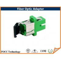 Buy cheap Wireless LAN / CATV FTTH Fiber Optic Cable Adapter / SC wtih shutter Adapter from wholesalers
