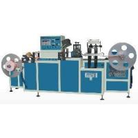 Buy cheap PVC Sleeve Shrink Label Doctoring and Rewinding Machine from wholesalers