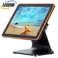 Buy cheap Top1 CJ Legend T660 Touch Screen Pos Machine Ultra Thin Design Pos Systems pos all in one for 400cd/㎡ Windows POS from wholesalers