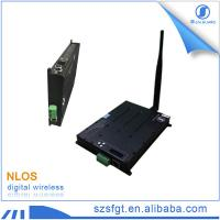 Buy cheap RF link transceiver long range video VHF UHF wireless module from wholesalers