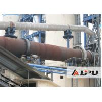 Cement Kiln Clinkers : Cement clinker active lime kiln production line with high