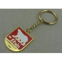 Buy cheap Hard Enamel Promotional Keychain from wholesalers