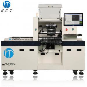 Buy cheap Semi-auto Pick & Place Machine Model No.: HCT-530 product