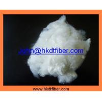 Buy cheap 1.2Dx38mm recycled polyester staple fiber colored,dyed PES fiber from wholesalers