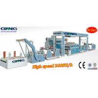 Buy cheap Multi-layer extrusion high precision roller lamination machine for adhesive tape from wholesalers