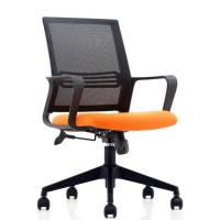 Buy cheap Ergonomic Executive Office Furniture Fabric Mesh Chairs / Conference Room Swivel Chairs product