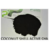 Buy cheap Coconut Shell Plant Extract Powder Actived Charcoal Teeth Whitening Food Grade from wholesalers