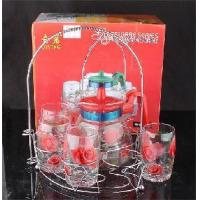Buy cheap Cheaper Promotion Glass Drink Set (LFR1697) from wholesalers