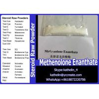 Buy cheap CAS 303-42-4 Primobolan Steroids Raw Powder Methenolone Enanthate / Primo E from wholesalers