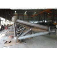 Buy cheap H Type / Box Type Structural Steel Fabrications Pipe Truss Type Fabrication from wholesalers