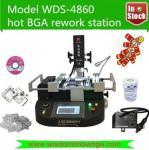 Buy cheap IR BGA rework station WDS 4860 for intel celeron 1037u latop motherboard repairing from wholesalers