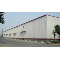 Buy cheap ISO Certificated Shed Design Steel Structure Prefabricated Industrial Construction Warehouse product