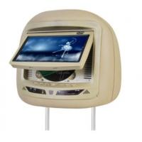 Buy cheap 7 Headrest Car Dvd/headrest Car Monitor With Usb/sd/game from wholesalers