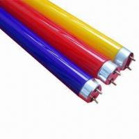 Buy cheap T8 Colorful Fluorescent Tubes with High Luminance from wholesalers