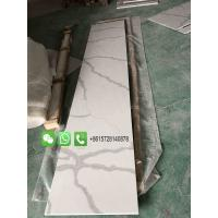 Buy cheap Foshan Weimeisi Precut marble countertops Carrara white stone for kitchen cabinet from wholesalers