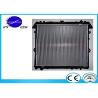Buy cheap MT Cooling System Car Ac Radiator , 1998-2004 Toyota Fortuner Radiator from wholesalers